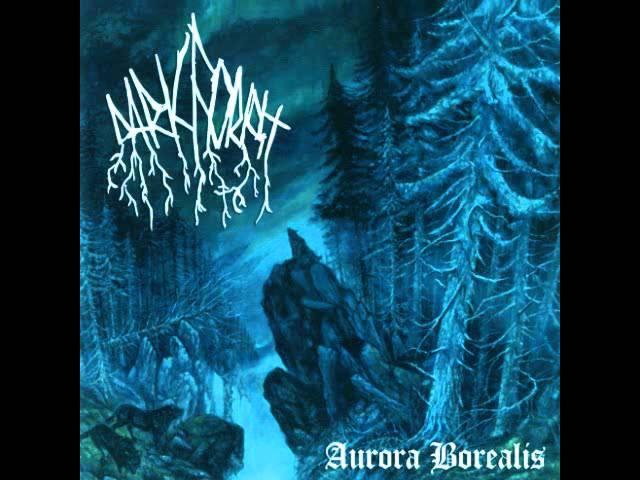 Dark Forest - Aurora Borealis (Full Album)