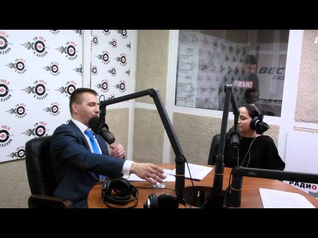 Интервью на радио Эхо Москвы с Нелей Хайрутдиновой