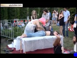 Развратный фестиваль секса в Киеве шокировал общественников