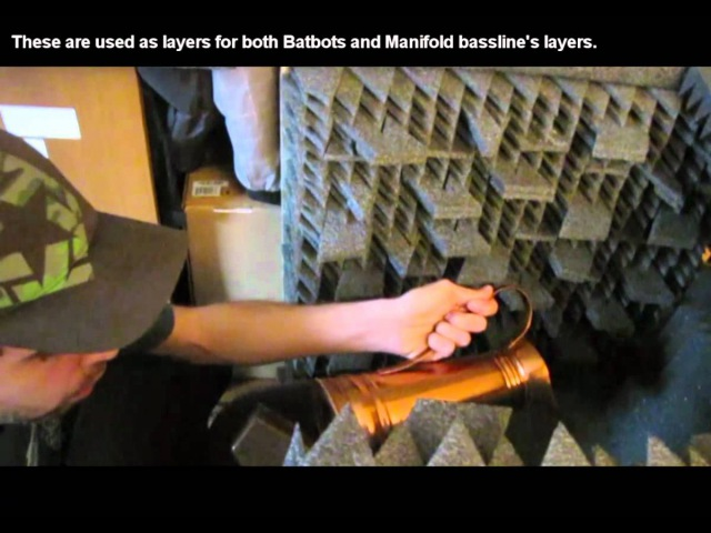 Billain - Batbots Manifold (making of)