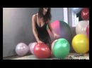 Angry Amy   Balloon Girl Popping Party