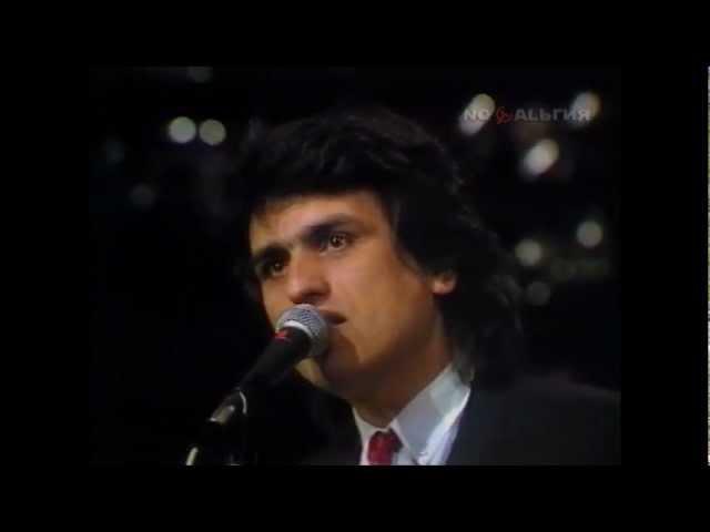 Тото Кутуньо. Toto Cutugno. E tanto tempo se ne va.1982