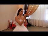 Невеста поет для своих родителей. До слёз!