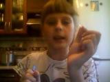 Мое первое видео!!! С Вами Полина Киреева и мой первый урок по плетению из резинок. Браслет