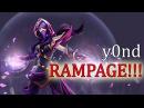 y0nd Templar Assassin - 13 MIN RAMPAGE!!!