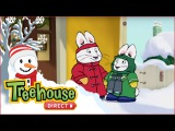 Max &amp Ruby Max's Snow Day Max's Snow Bunny Max's Mix Up - Ep.35