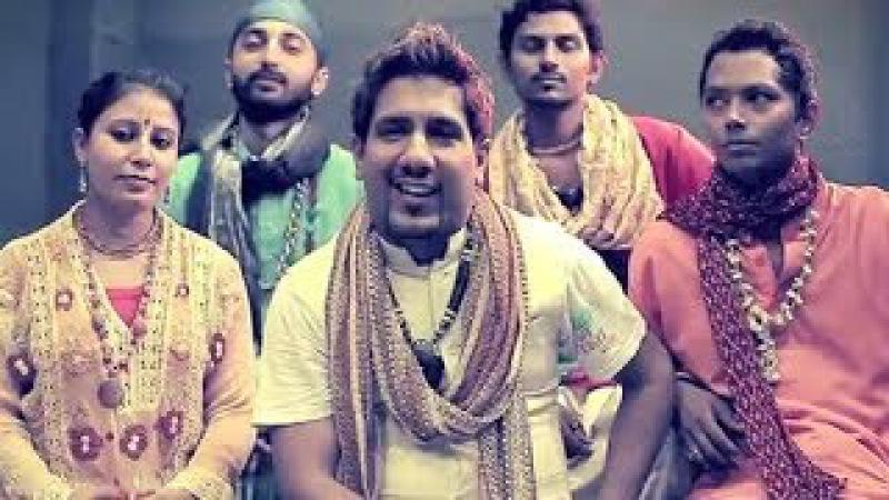 Narasimhaya Aarti - Namas Te Narasimhaya By Madhavas Rock Band