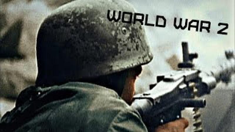 World War 2 • Italian Campaign • In colour