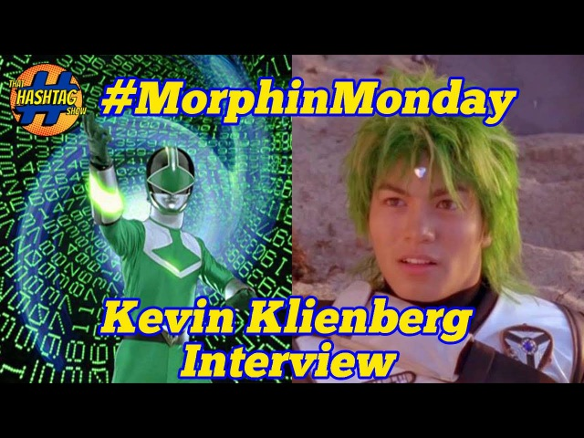 Kevin Kleinberg Interview (Power Rangers Time Force): Morphin' Monday