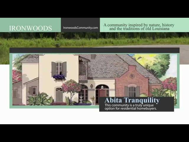 Ironwoods Community Abita Springs