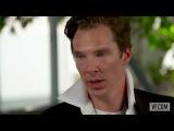 Benedict Cumberbatch on How J. J. Abrams Cast Him (Using iPhone Video)