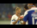Днепр - Динамо - 1:2. Гол Валерия Федорчука