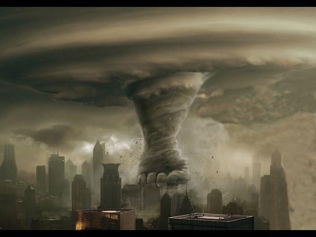 Природа объявляет войну 2016