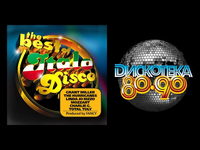 The Best Of Italo Disco vol.1 - Greatest Hits 80s (Various Artists)
