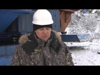 На разрезе «Красногорский» ввели в эксплуатацию новый шагающий экскаватор