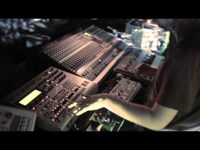 GBC live selectr Ceephax Acid Crew live @ Budapest 2015 Roland tb303 Yamaha RS 7000