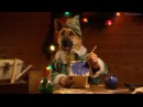 Santa's Elves - Dogs and Cats with Human Hands Making Toys - Freshpet