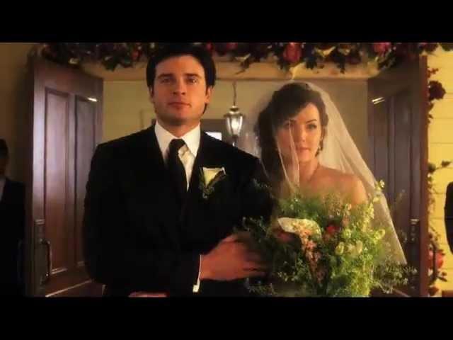 Тайны Смолвиля Финал Свадьба Кларка и Лоис by Intellec2al
