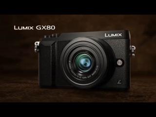 Беззеркальная камера Lumix GX85