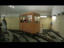 Ascensore Montegalletto Funicular Railway Unique Underground Narrow Gauge Railway Genoa Tourism