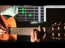 Как играть Noize MC - Мое море аккорды, видеоурок