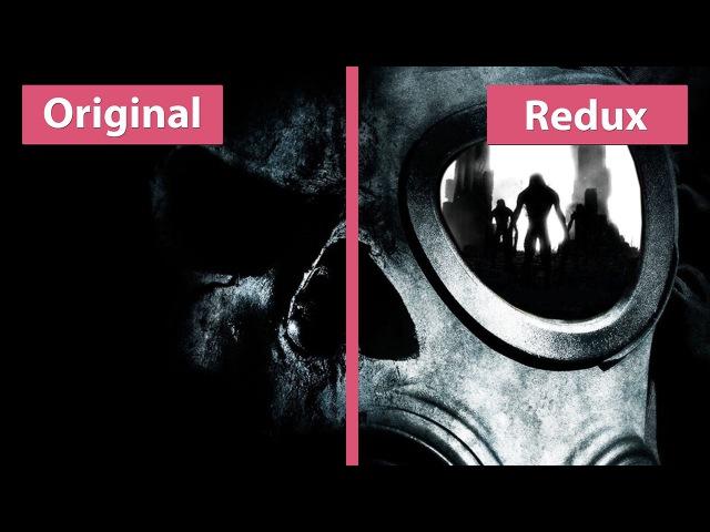 Metro Last Light – Original vs. Redux on PC Graphics Comparison [Full HD]