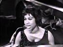 Aretha Franklin - Won't Be Long - Steve Allen Show - 1964