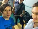 Видео автограф от группы (RadioLIFE)
