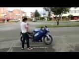 Отличный мотоцикл и ...