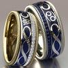 Обручальные кольца. Золото, ювелирные украшения.