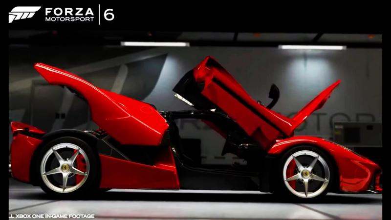 Forza Motorsport 6 — Трейлер Xbox ONE