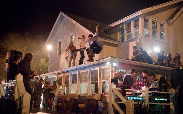 американская вечеринка фото