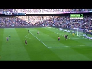 Барселона - Атлетико Мадрид 2-1 (30 января 2016 г, Чемпионат Испании)
