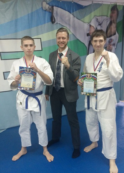 Tatakai Dojo: Призеры Чемпионата и Первенства Казани по кекусинкай каратэ: