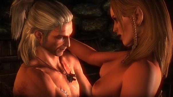 секс с дриадой