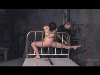 Hardtied  Pinky (bondage, humiliation, maledom, бондаж, унижения, мужское доминирование)