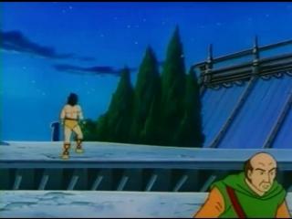 Приключения Конана-Варвара 54 серия из 65 / Conan: The Adventurer Episode 54 / Конан: Искатель Приключений 54 серия (1992 – 1993