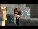♪ Minecraft Song 'Creeper Fear' - A Minecraft Parody Show Me & Paranoid (Music Video)