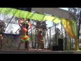 1 мая 2014 - Танец Цветы (шоу-балет Дежавю, г.Выкса)