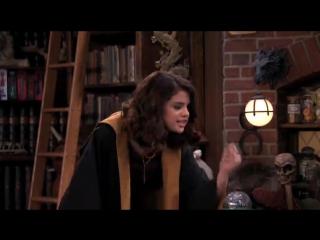 Волшебники из Вэйверли Плэйс 4 сезон ( 7 серия )