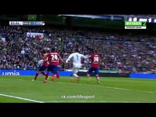 «Реал» - «Атлетико» - 0:1 (27 февраля 2016 года. Чемпионат Испании 2015/16 26 тур)