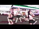 [MMD NARUTO]Bar Bar Bar Kabuto, Naruko, Sasuko, Sakura and Hinata