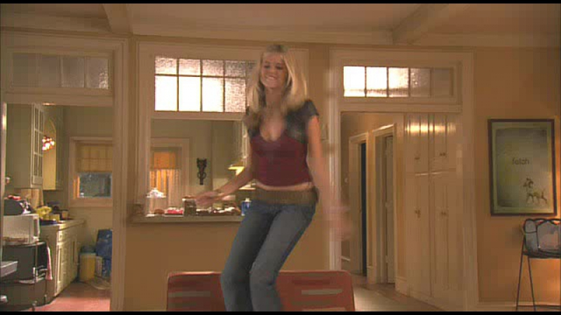 Везунчик Сэм 1x05 (Лиззи танцует)