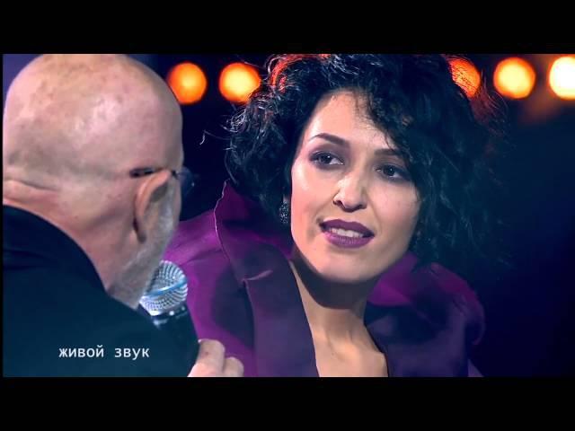 Александр Розенбаум и Нани Ева. Выступление