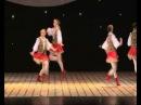 Ансамбль современного танца Flash - Валенки.wmv