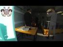 Учебный спуск в трёхболтовке (УВС-50). Морская школа №1 (СПб)