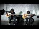 Breaking Bad Season Finale - Freestyle by Taalbi Brothers teen brothers shred flamenco rock guitar!