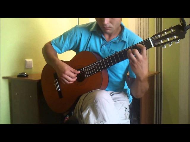 Serenade To Spring-Secret Garden (guitar cover)