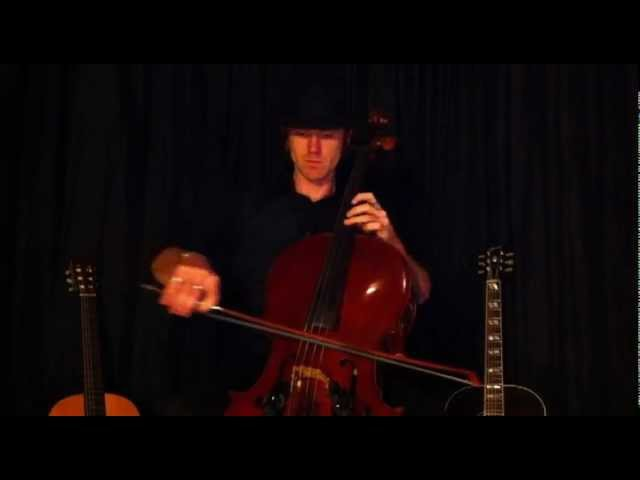 Night Dance by Adam Hurst, Sultry Cello Spanish Guitar
