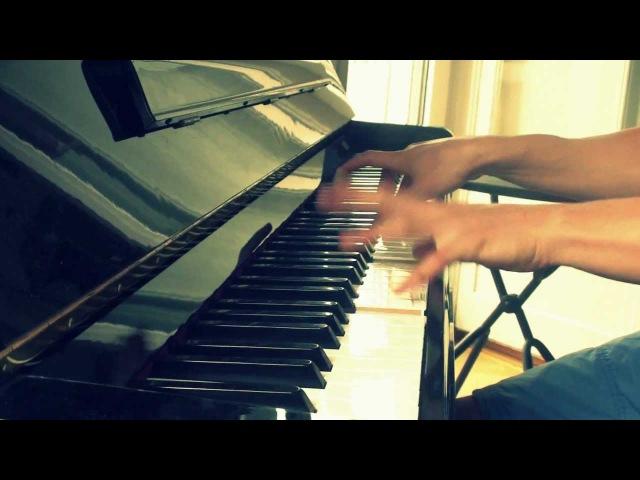 Vivaldi Summer Piano Transcription